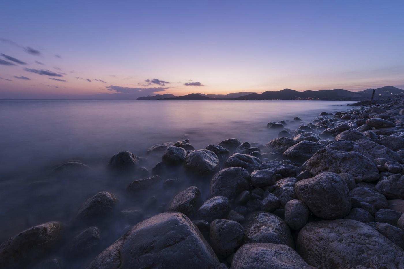 Balearic seascape