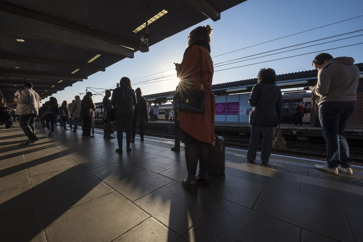 People in Transit