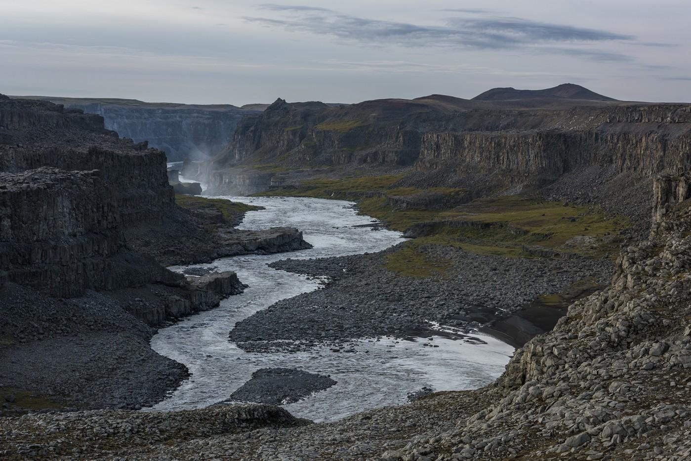 Jokulsa Canyon
