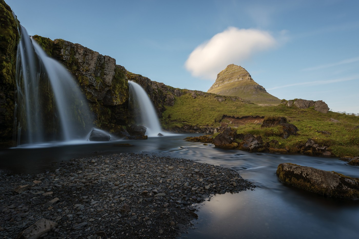 Kirkjufellfoss Iceland