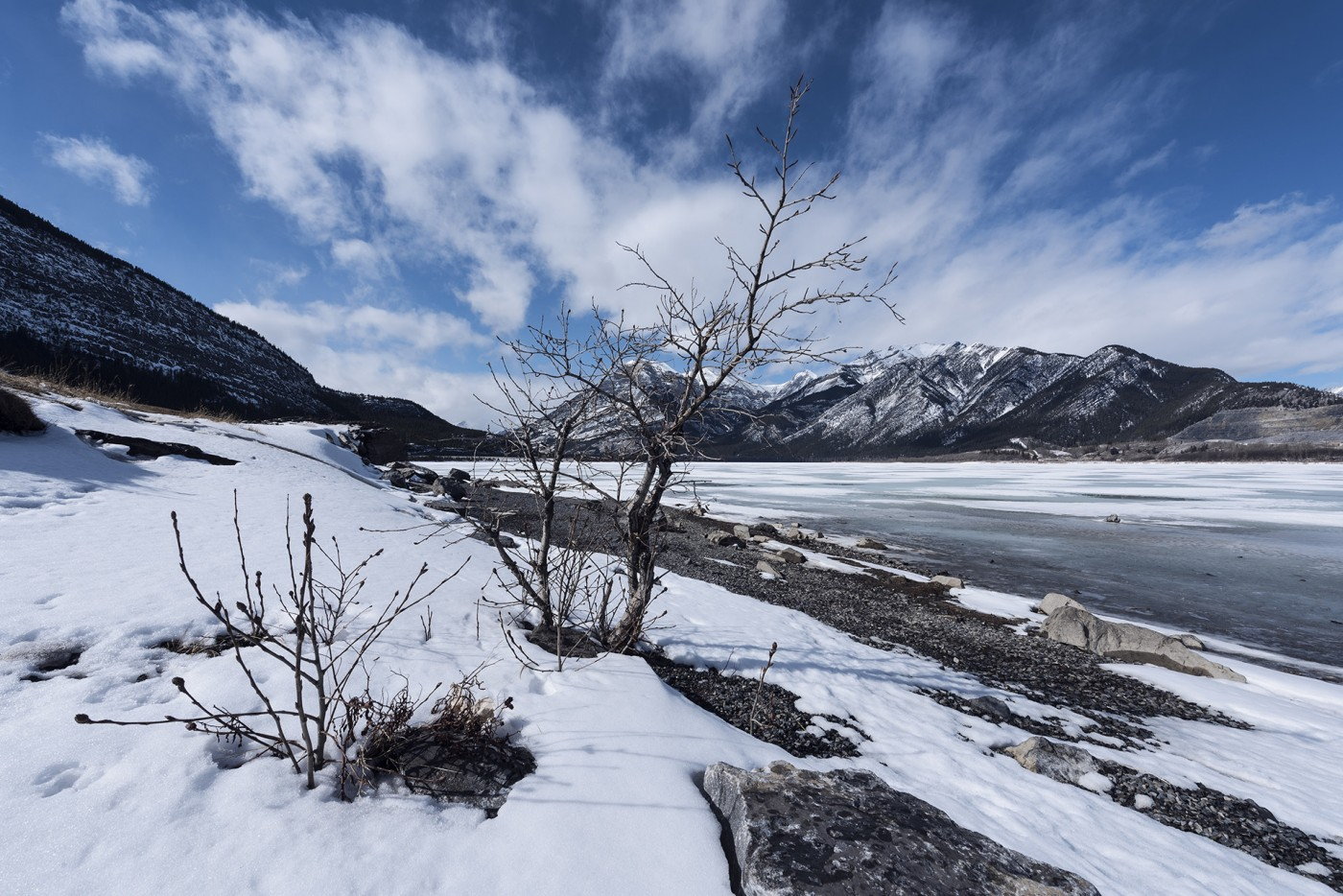 Lac des Arcs Banff