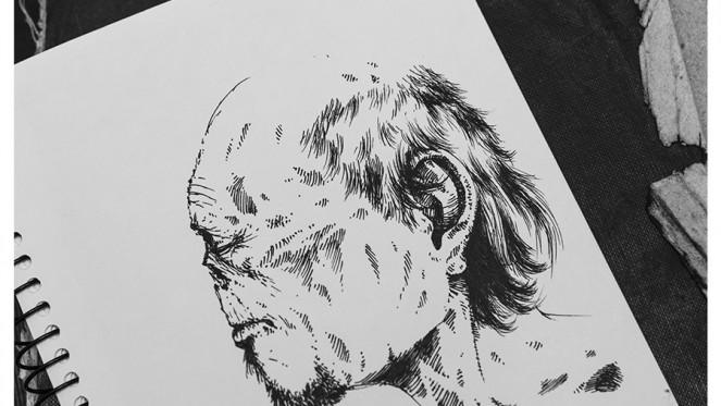 Old Monkey Man