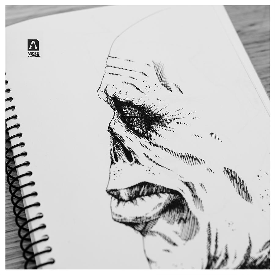 Skullhead Detail