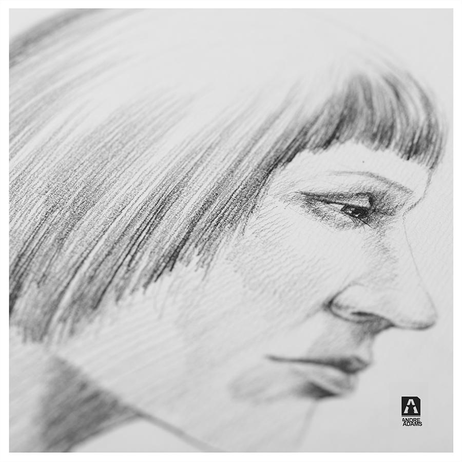 portrait study Detail